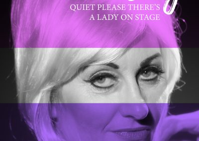 NWD000361-Advertising Album Poster-Quiet Please A4 1
